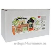 Tyrol - Aire de Jeux Playground Move & Play pour Rongeur - B06XJ1FPX5