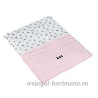 CS Tapis de lit pour chat Tapis de lit Matelas Non collant Impression de couverture de cheveux ( Color : Pink   Size : M:87*67CM ) - B078RNTNW6