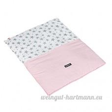 CS Tapis de lit pour chat Tapis de lit Matelas Non collant Impression de couverture de cheveux (Color : Pink  Size : S:63*43CM) - B078RM9HF5