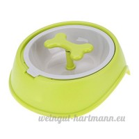 Domybest mignon pour animaux chiens formation Toys manger Boisson bols Mangeoire pour chien chat animaux Fournitures - B078LYWH67