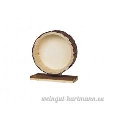 Nobby Woodland Roue en Écorce en Bois pour Petit Animal 14 cm - B00NHTUIQ2