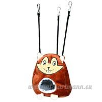 Trixie Abri Douillet pour Rongeur Diamètre 11 × 14 cm - B00KN12N6A