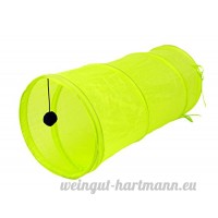 EOZY Tente Pliable Chat Jouets Animaux Tunnels Tubes Small Medium Chien Petits Pets Vert - B06VSNCFWR