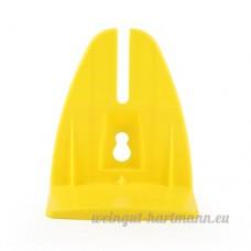 Carno Plastique support de roue pour hamster (couleur varie) - B01MEGKCCZ