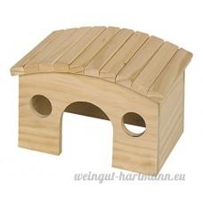 Nobby Woodland-runda Maisonnette en Bois pour Rongeur 29 1 x 22 5 x 16 7 cm - B00DEPUEE0