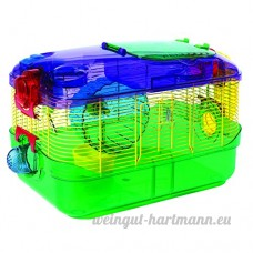 Superpet Critter Trail-1 Cage avec tunnel pour petit animal - B0002AS5NM