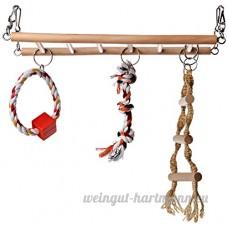 Pont suspendu   29 × 25 × 9 cm  souris  hamsters - B000WFI1NG