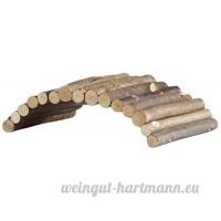 BEEZTEES Pont en Bois pour Rongeur 22 cm - B001UKUM84