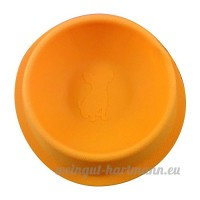 Zhuhaitf Accessoires pour Animaux Durable Bowls Silicone Food Containers - B01MUA0GQ9