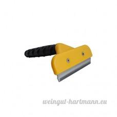 Anti-statique outil Toilettage fourrure Brosse brosse peigne Toilettage Soins pour la maison Animaux en 3tailles (L) - B01HVC7HYG