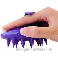 Animal domestique en silicone souple Pinceaux - B018PJE5SU