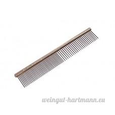 # 1All Systems Double Peigne en métal pour chien - B00IE9AU8Q