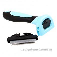 Da.Wa Brosse de Peigne Pet Brush peigne Epilation Cheveux dispositif d'enlèvement - B01MTU0FLX