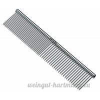 Tfrdertuuigf en acier inoxydable pour animal domestique Beauté Peigne pour animal domestique Fournitures - B01MQH3R11