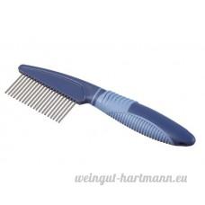 Camon de peigne avec dents rotatives acier inoxydable - B00C5TFAS6