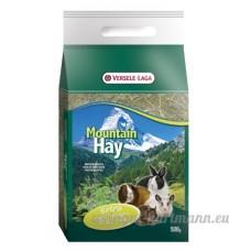 Versele Laga - Foin De Montagne - Mountain Hay - A La Menthe - 500 G - B009GGX6HI