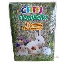 cliffi fienobello foin entièrement naturel  riche en fibre 1kg - B06Y2KFWJS