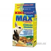 Kiki Max Menu lapin nain 1kg - B00LN4F9HQ
