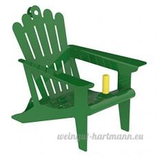 Belle Fleur Adirondack Chaise pour écureuils vert menthe - B003CKOO5W