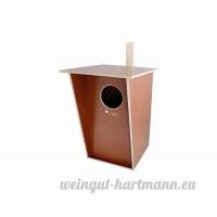 Elmato 10222 - Nichoir pour écureuils et hiboux - B001BKW1TQ