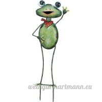 Regal Art & Gift 10108 Frog Garden Stake  Small - B0063ZN1H0