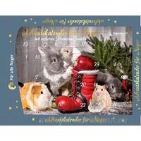 Calendrier de l'Avent pour Petits animaux  rongeurs  lapins – 24 goodies – Friandises - sans sucre - B01M0PH2E2