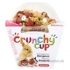 Zolux Crunchy Cup Friandise Nuggets Nature/Pellets Betteraves pour Petit Mammifère 130 g - B01J7VK4VM