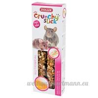 Zolux Crunchy Stick Friandise pour Souris Avoine/Oeuf 115 g - B014XATXSM