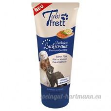 Tubi Frett - Lachscreme pour Furets 5 x 75 g - B016N41JB0