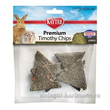 Kaytee Premium Timothy Chips Treats 6 count - B07D1T17NJ