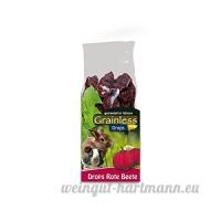 Jr Farm - Snack Zanahoria Extrusionada Roedores JR Farm - 2137 - Raíz de Remolacha  140 Grs. - B00ORTIC2I
