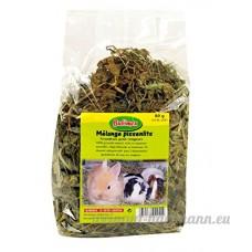 Bubimex Mélange Pissenlits Friandise pour Petit Animal 80 g - Lot de 3 - B079ZG98CW
