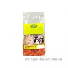 Bubimex Chips de carottes Rongeur 100 g - B07B6TVNQB