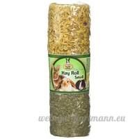 Quiko Sunny Friandise Foin Rouleau avec Fleur pour Rongeur 75 g Taille S - B009FVO6LY