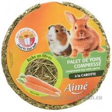 Aime Palet de Foin Compresse pour Rongeur/Lapin - B010G048R4