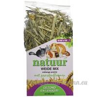 ESVE Friandise pour Petits Animaux Nature Prairie Mix Rongeurs 100 g - Lot de 2 - B00X7P3BK6