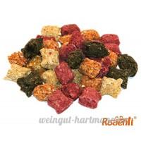 rodenti® Rongeurs bonbons multicolores diversité 80g - B016SK92CC