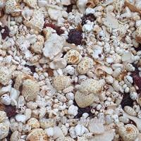 Tidymix quatre 6Crunch Treat de noix de coco et canneberge–100g - B00W1IAIEW