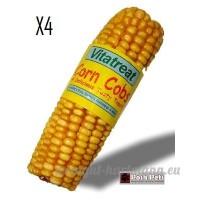 Maïs sur le COB une Délicieuse séchées Délicieuse X 4 - B006PRDZNG