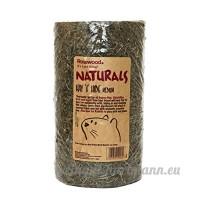 ROSEWOOD Naturals Pelote de corde comestible pour rongeurs - B002SPA9X8