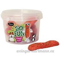 Aimé 848678 So Fun Cookies Friandises aux Fruits pour Tous Rongeurs 120 g - B07D688PYW