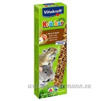 Vitakraft 25179 - Kräcker Corn et Fruit - Souris P/2 - B007HTRMNU
