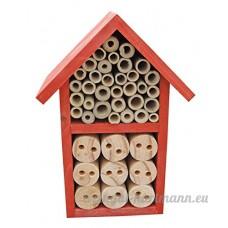 Caillard PFCAJMULCOLOR Hôtel à Insectes Aluminium - B010B94WVC