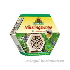 Neudorff nid d'abeille bénéfique pour abeilles murales - B0099TRV5K