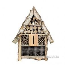 Ruche Mangeoire XL insectes Hôtel à insectes Bois Nichoir - B074XCWFGG