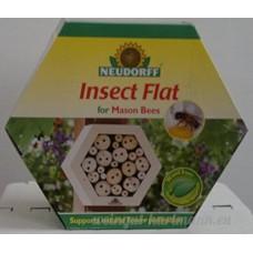 Hôtel à insectes Neudorff pour Mason abeilles - B0116DGT22