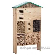 Grande hôtel maison à insectes en bois - B015SPU5KQ