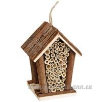 Insectes Hôtel insectes insectes –/abeilles–Maison de Nichoir Incubateur - B00Y0HFV4Y