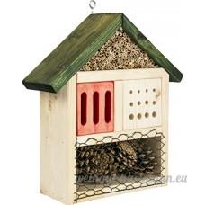 Hôtel à insectes insectes et überwinterungsplatz pour nist utiles Insectes - B072C9CN7P