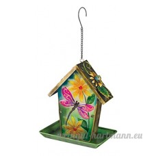 Regal Art and Gift Solar Lantern/Birdfeeder  Dragonfly - B00NGYMLPE
